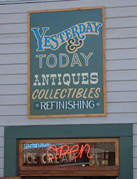 Antiques and Refinishing in Snohomish